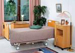 Кровать для ухода за больным дома серии ROSE