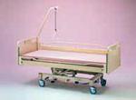 Кровать для ухода за больным дома комплектация 1
